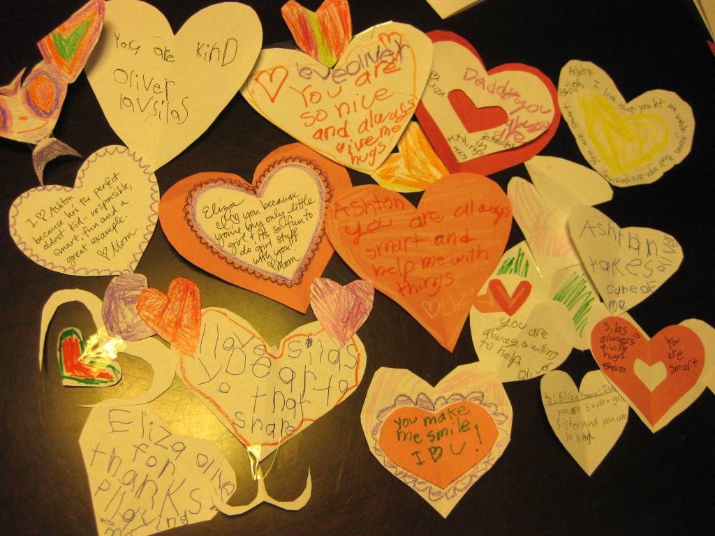 6 Family Activities to Fill February with Love   Power of Families