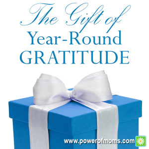 Be thankful all year long. www.poweroffamilies.com