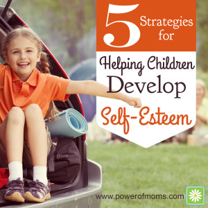 Children are our future leaders. We can better prepare them by helping build their self-esteem. www.poweroffamilies.com