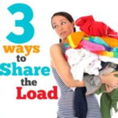 Three Ways to Share the Load
